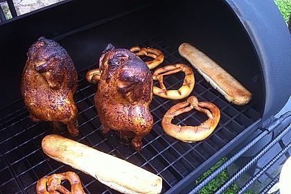 Jerchens Smoky Chicken (Bild)