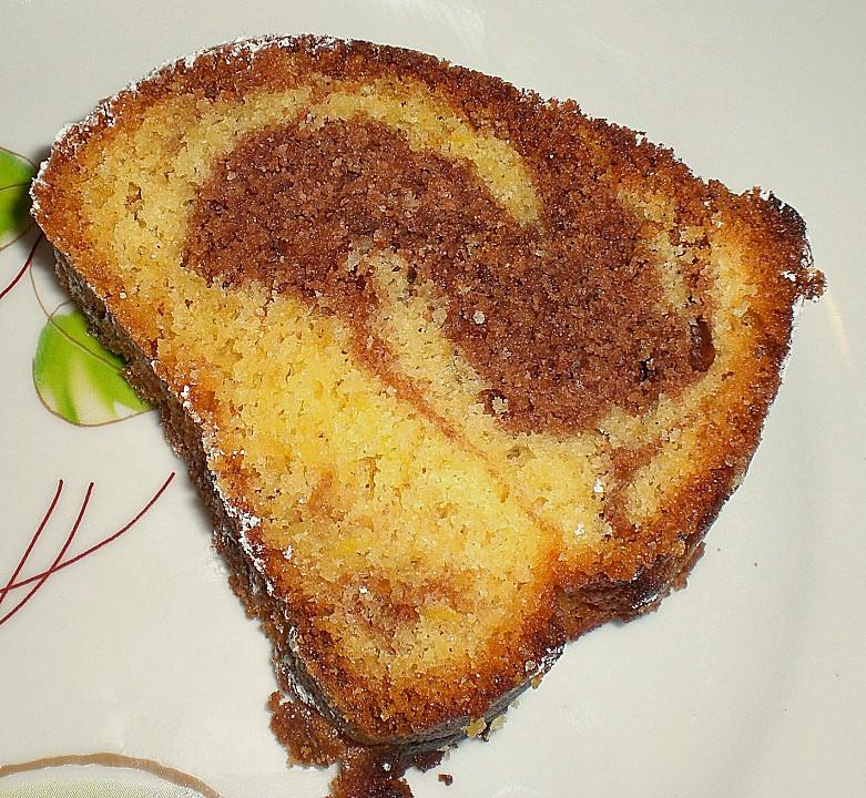 Saftiger Marmorkuchen Von Lisi68 Chefkoch De