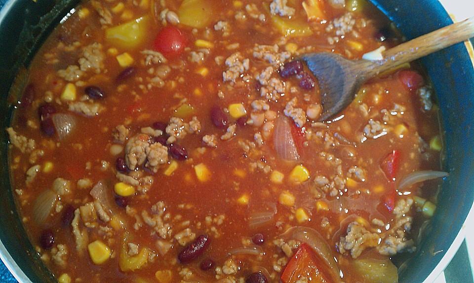 Chili Suppe Von Biest80wb Chefkoch