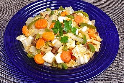 Chinakohl-Curry 3