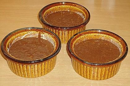 Schokoladenküchlein mit geschmolzenem Kern 16