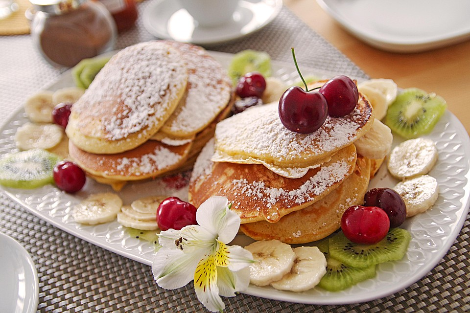 amerikanische-pancakes