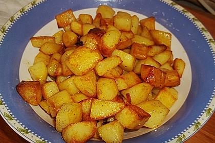 Pommes Rissolées 1