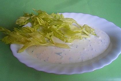 Joghurt - Kräuter - Dressing