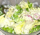 Joghurt - Kräuter - Dressing (Bild)