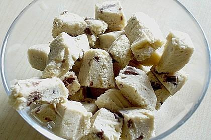Keksteig für Cookie Dough Eis (Bild)