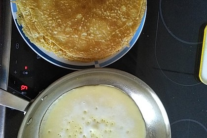 Der perfekte Pfannkuchen - gelingt einfach immer (Bild)