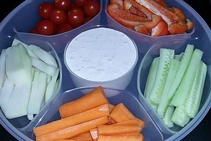 Gemüse - Dip 4