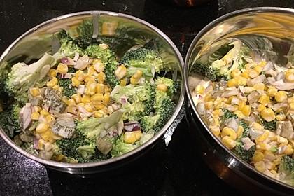 Brokkoli - Salat 5