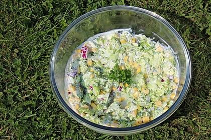 Brokkoli - Salat 11