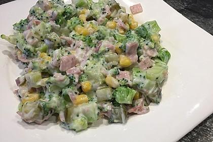 Brokkoli - Salat