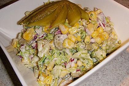 Brokkoli - Salat 6