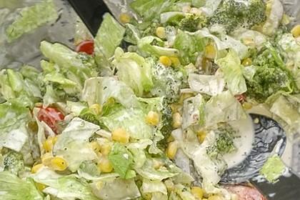 Brokkoli - Salat 8