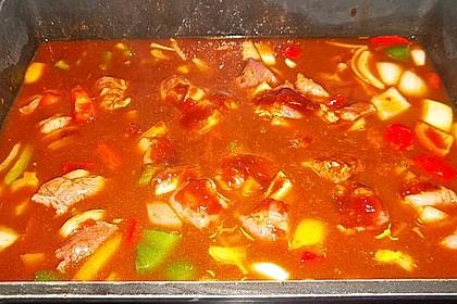 Angys Schaschlik - Grill - Sauce 3