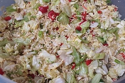 Chinadrachen - Salat