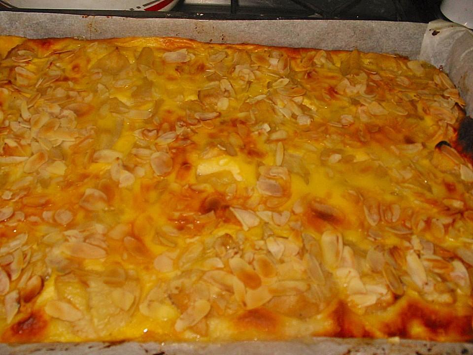 Birnenkuchen Vom Blech Von Ookuchenfeeoo Chefkoch De