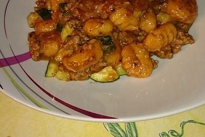Zucchini-Gnocchi-Auflauf 11