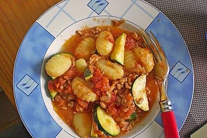 Zucchini-Gnocchi-Auflauf 5