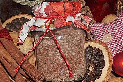 Angys Weihnachts - Gewürzzucker 1