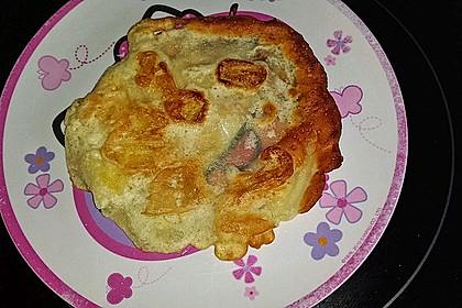 Süße Pfannkuchen (Bild)