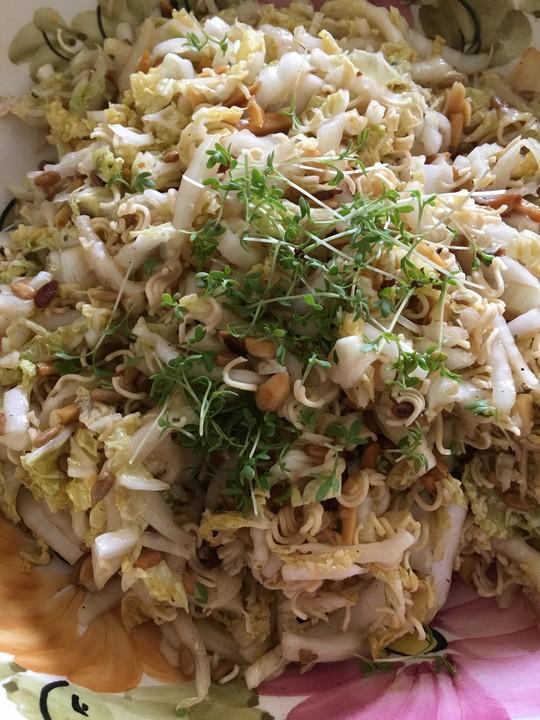 Yum Yum Salat Von Sthern Chefkochde