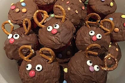 Lebkuchen - Muffins (Bild)