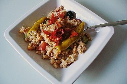 Couscous Salat 1