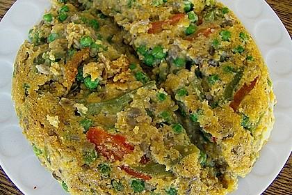 Gemüseauflauf II