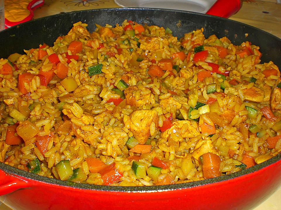 Reispfanne Von Küchenfee Nina Chefkochde