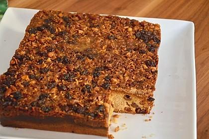 Honig - Mandel - Torte (Bild)