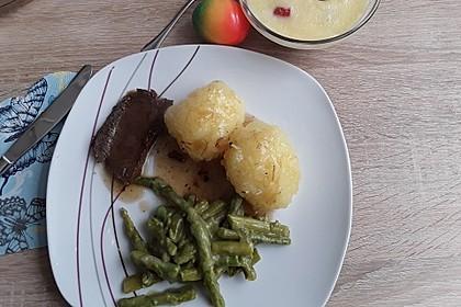 Münchner Soßfleisch (oder Saures Rindfleisch oder Böfflamott) 5