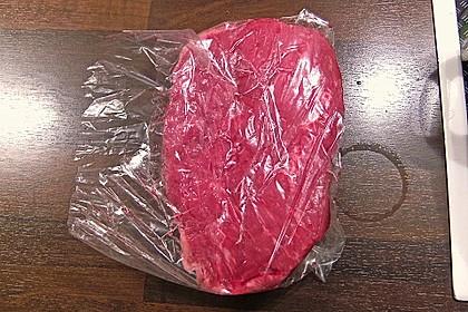 Münchner Soßfleisch (oder Saures Rindfleisch oder Böfflamott) 3