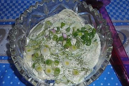 Urmelis  lieblicher Gurkensalat 6