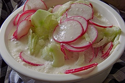 Urmelis  lieblicher Gurkensalat 3
