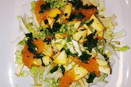 Fenchel-Apfel-Salat 2