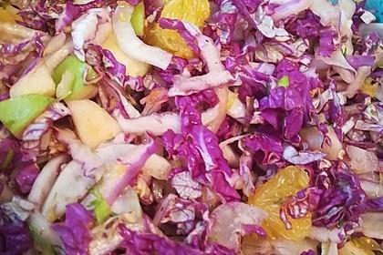 Fenchel-Apfel-Salat 4