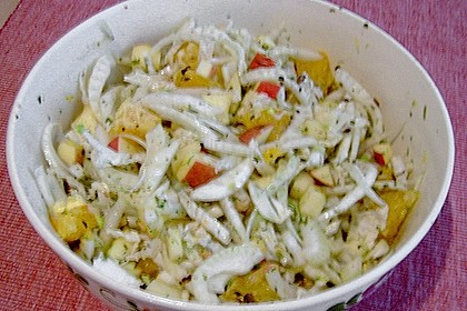 Fenchel-Apfel-Salat 6