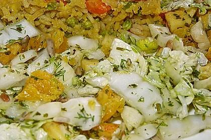 Fenchel-Apfel-Salat 1