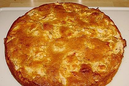 Illes 'spritziger' versunkener Apfelkuchen 6
