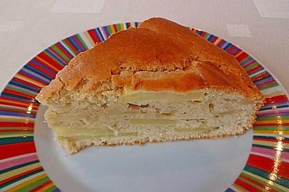 Illes 'spritziger' versunkener Apfelkuchen 16