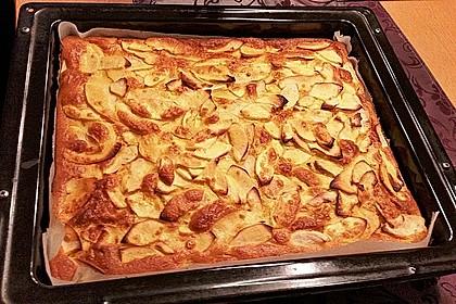 Illes 'spritziger' versunkener Apfelkuchen 21