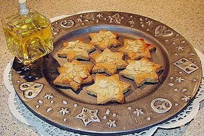 Buttermandelplätzchen mit Mandelöl