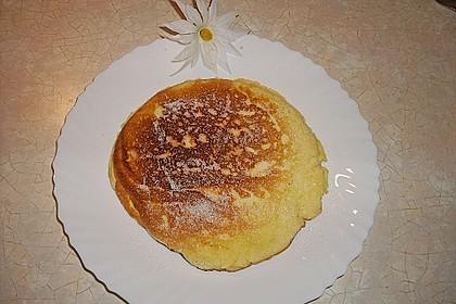Pfannkuchen nach schwäbischer Art