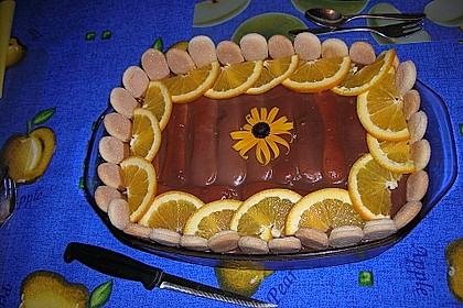 Nicks Orangen - Schoko - Traum (Bild)