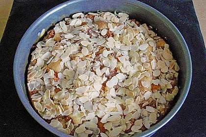 Aprikosen - Amarettini - Kuchen 2
