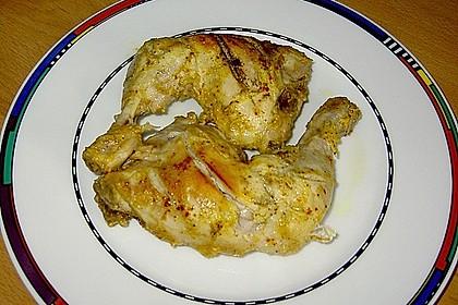 Tandoori - Hähnchen