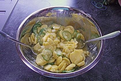 Kartoffel - Gurkensalat nach Oma Luise 59