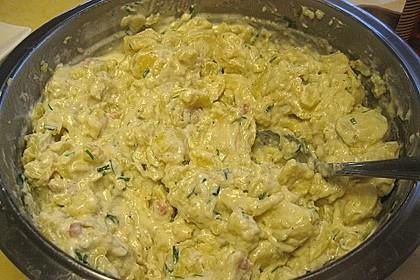 Kartoffel - Gurkensalat nach Oma Luise 52