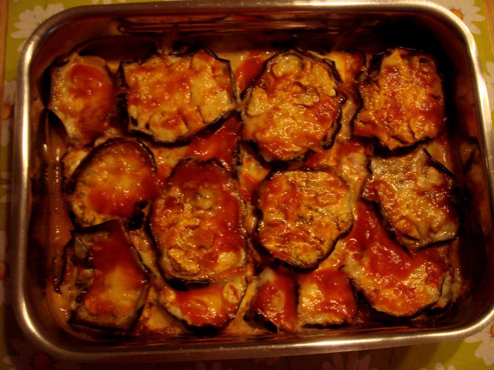Auberginenlasagne Ein Sehr Schönes Rezept Chefkoch