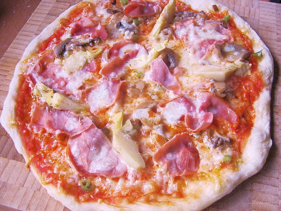 Schneller Pizzateig Von Charlien Chefkochde